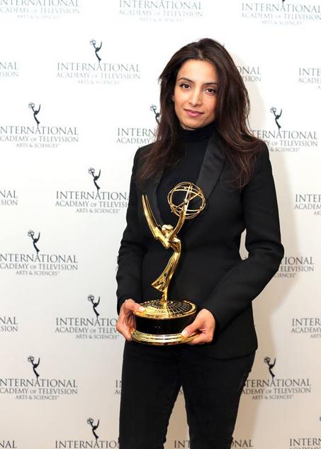 Deeyah wins Emmy Award