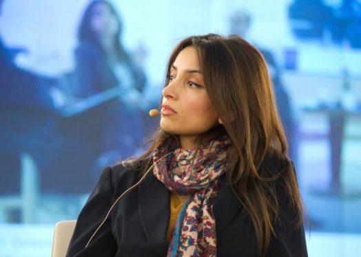 Deeyah Khan at the United Nations