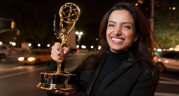 Deeyah Khan wins her first International Emmy for her debut film Banaz A Love Story